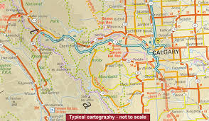 road map canada canada reise how regional road maps stanfords