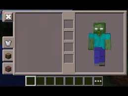 Minecraft Herobrine Halloween Costume Minecraft Pe Zombie Herobrine Skin Costume Download