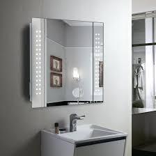 corner mirror cabinet with light bathroom mirror cabinet with lights and shaver socket bathroom
