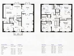 floor plans for 4 bedroom houses 4 bedroom house plans home designs celebration homes with basement