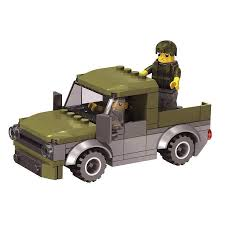 lego army jeep minifigure helicopters brick forces minifigures
