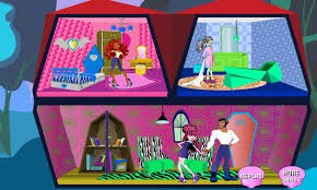 star doll house decorating games house interior