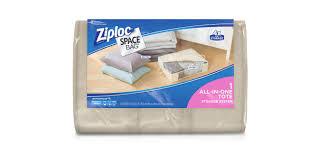 ziploc space bag all in one tote ziploc brand sc johnson