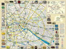 Berlin Germany Map by Maps Update 21051488 Berlin Tourist Attractions Map U2013 Berlin