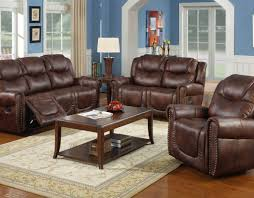 favored black leather sofa recliner set tags leather sofa sets