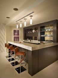 home bar interior contemporary residence boca raton florida contemporary home