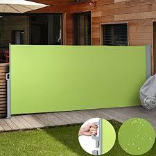 seitenrollo balkon jago seitenmarkise sonnenschutz sichtschutz windschutz farbwahl