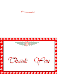 printable holiday card templates free 29 images of printable christmas thank you card template leseriail com