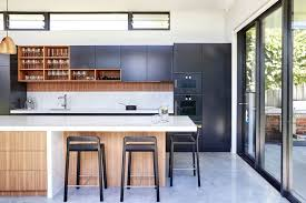 Kitchen Furniture Sydney Blooming Distressed Black Kitchen Cabinets With Louvre Windows
