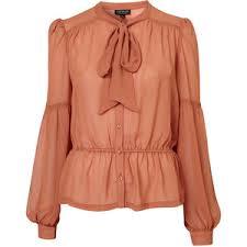 elastic waist blouse blouses polyvore