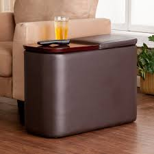 End Table Charging Station by Holly U0026 Martin Blaire Entertainment Companion Table