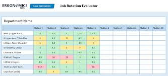 Restaurant Employee Schedule Template Excel Excel Production Schedule Templates Project Management