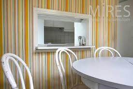 passe plats pour cuisine cuisine passe plat et coin repas jaune c0630 mires