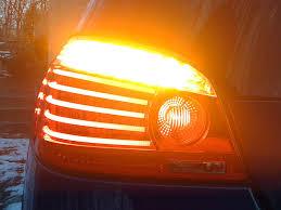 fiber optic tail lights 04 07 bmw e60 5 series fiber optic lci led tail lights dash z