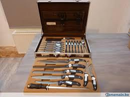 mallette cuisine mallette de couteaux de cuisine et autres a vendre 2ememain be