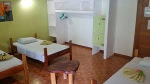 Small Bedroom Air Conditioning El Cactus Samara Backpacker Costa Rica Hotel