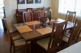 Arts And Crafts Dining Room Set Furniture For Sale All Sold Or Stored Walkers Go East