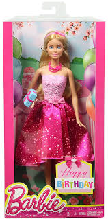 amazon barbie happy birthday doll toys u0026 games