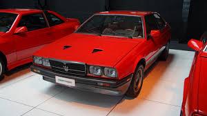 1985 maserati biturbo the biturbo both a success and a failure for maserati drivetribe
