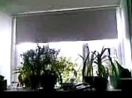 Ikea Window Blinds And Shades Auto Ikea Roller Blind Youtube
