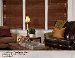 Mahogany Faux Wood Blinds 2 Inch Pvc Faux Wood Custom Blinds