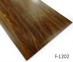 commercial luxury glue cown wood vinyl flooring rolls topjoyflooring