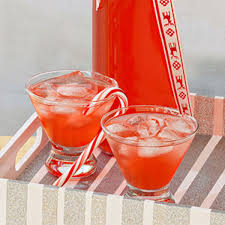 candy cane martini recipe cocktail recipes rachael ray every day