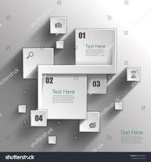 abstract geometric background design website vector stock vector