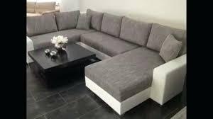 Moderne Sofa Polstermbel U Form Amazing Size Of Top Sofa Grau Leder