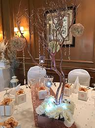 manzanita centerpieces centerpieces the party place li the party specialists
