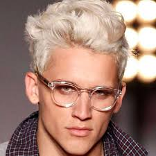 how to dye your hair blonde for men the idle man