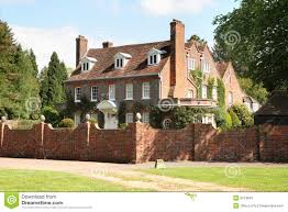 english country manor house stock photography image 5213842