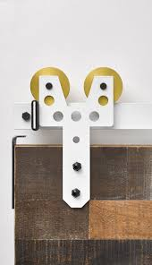 max industrial barn door hardware kit rustica hardware