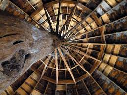 Dome Barn Diamond Craters And Round Barn Another Walk In The Park