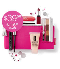 gift sets clinique