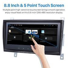 480 touchscreen 8 8 inch 2004 2012 mercedes slk class r171 slk200