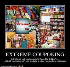 Extreme Memes - vh extreme couponing meme