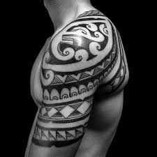 70 sick tribal tattoos for cool masculine design ideas