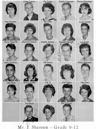 high school annuals 1962 palm springs junior high school yearbook grade 9 12 photo