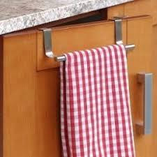 torchons et serviettes cuisine porte torchons spécial placards et tiroirs métal 23cm cuisine porte