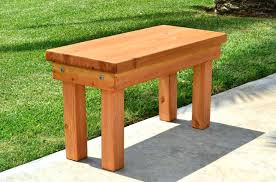 patio bench with storage attractive outdoor wooden bench with