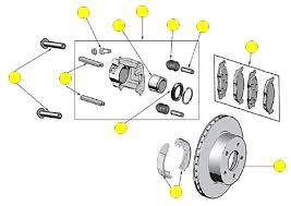 2010 jeep liberty parts rear disc brake liberty kj crown automotive sales co