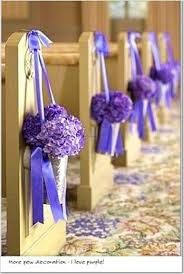 Wedding Flowers Church Lavender Wedding Church Decoration Displaying Gt Images For