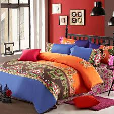 inspired bedding indian style bedrooms black tribal print bedding sets tribal