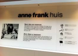 my emotional visit to the anne frank house in amsterdam just