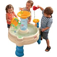 little tikes sand and water table ideal step seas adventure sand water table as low as shipped to