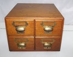index card file cabinet spacious oak 4 drawer index card file cabinet old town architectural
