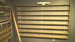 Oak Dvd Storage Cabinet Wood Dvd Shelves Patternd Me