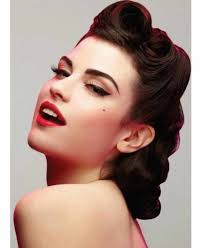 updo pin up hairstyles women medium haircut