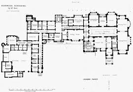 Manor House Floor Plan 19th Century Manor House Floor Plans Home Design And Style